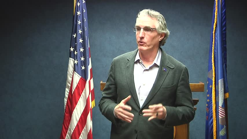 Doug Burgum to Bring Changes