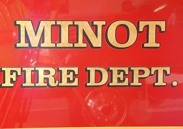 Minot Fire Department
