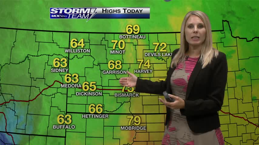 One Minute Forecast 9/19