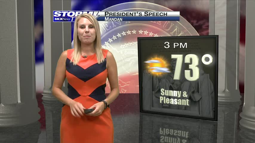 One Minute Forecast 9/6