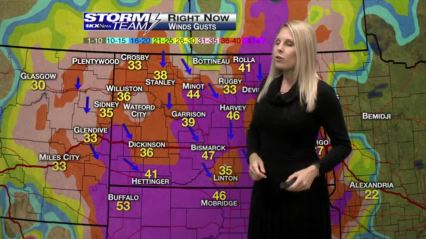 One Minute Forecast 10/26