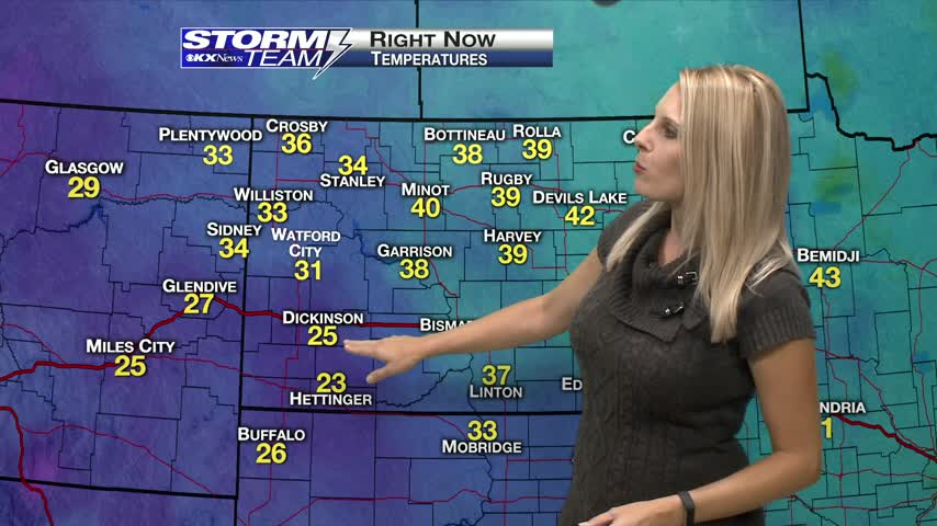 One Minute Forecast 10/4