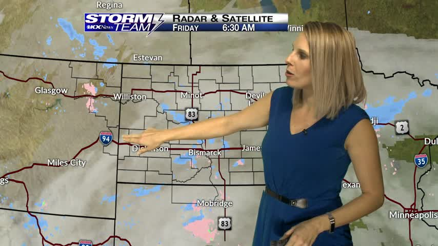One Minute Forecast 12/1