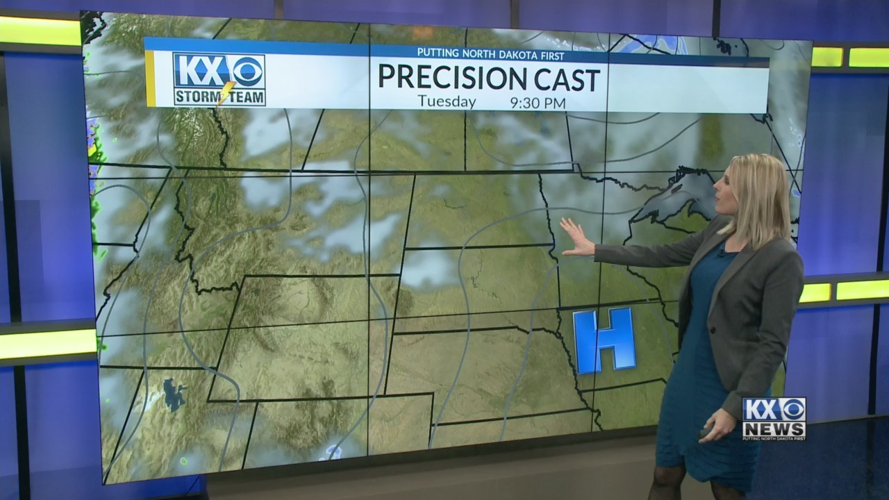 Tuesday Morning Forecast 3/13
