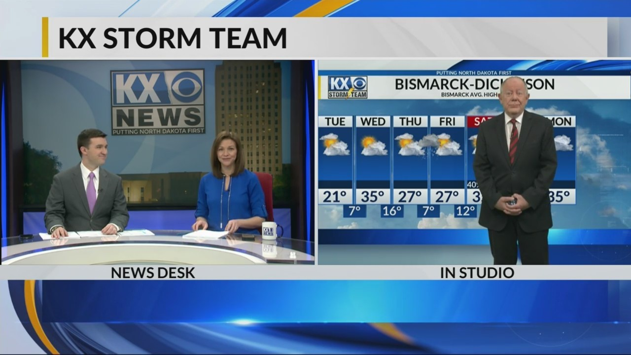 KX Storm Team Weather at 6