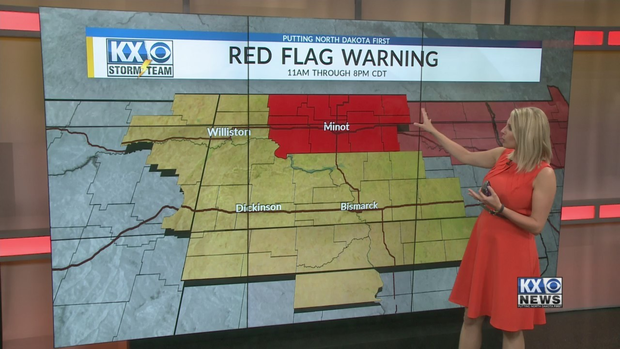 Amber's Tuesday Morning One Minute Forecast 5/15