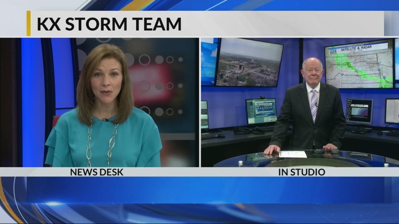 KX Storm Team 6pm Forecast 5-10