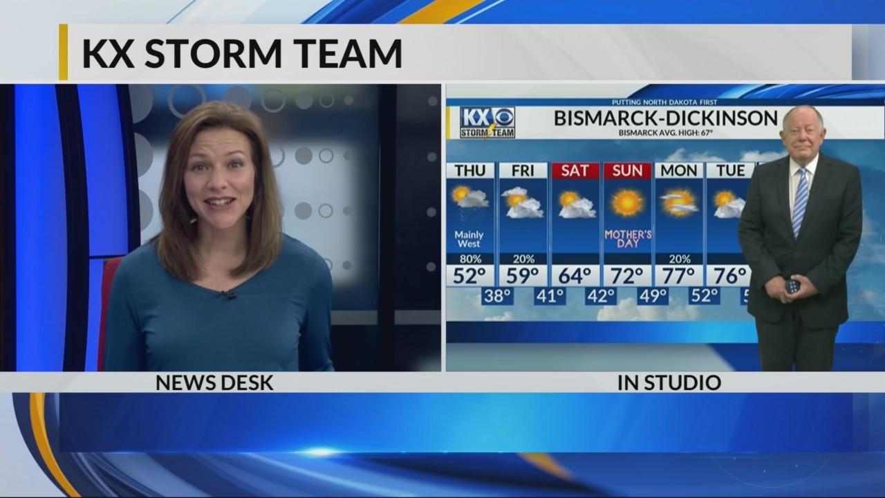 KX Storm Team 6pm Weather Forecast