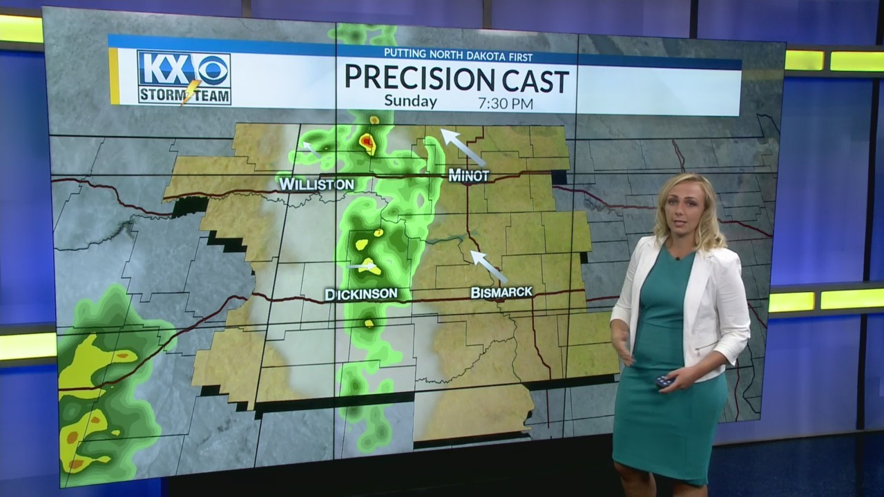 Saturday's One Minute Forecast 6/9