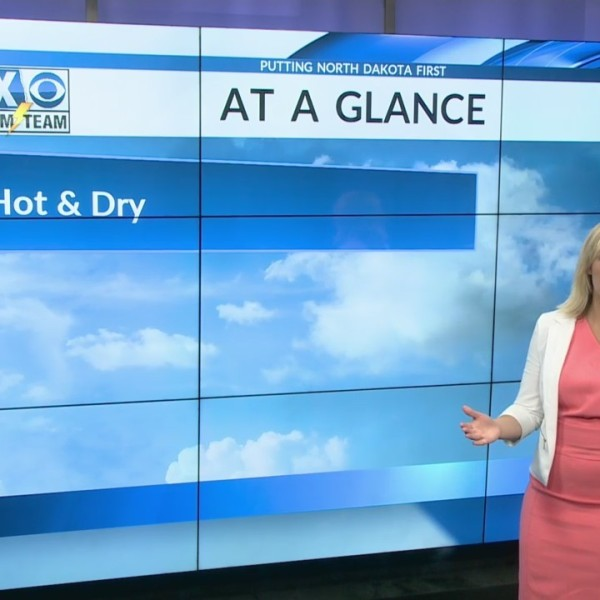 Wednesday's Weather 8/8