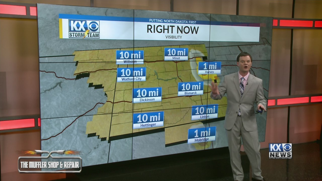 Robert's One Minute Forecast 10-25-18