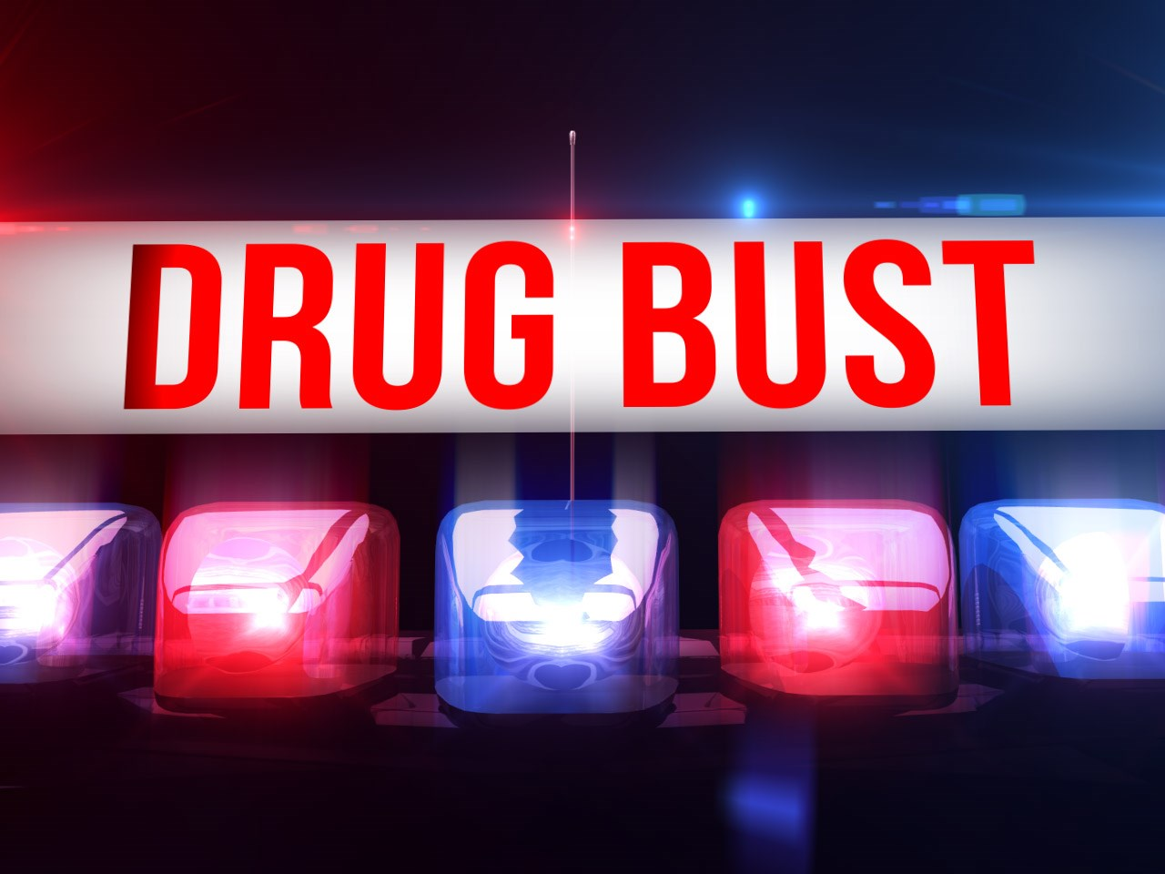Three people arrested after Bismarck house found with drugs and cash