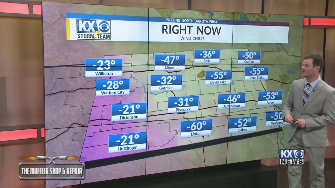 Robert's One Minute Forecast 1-30-19