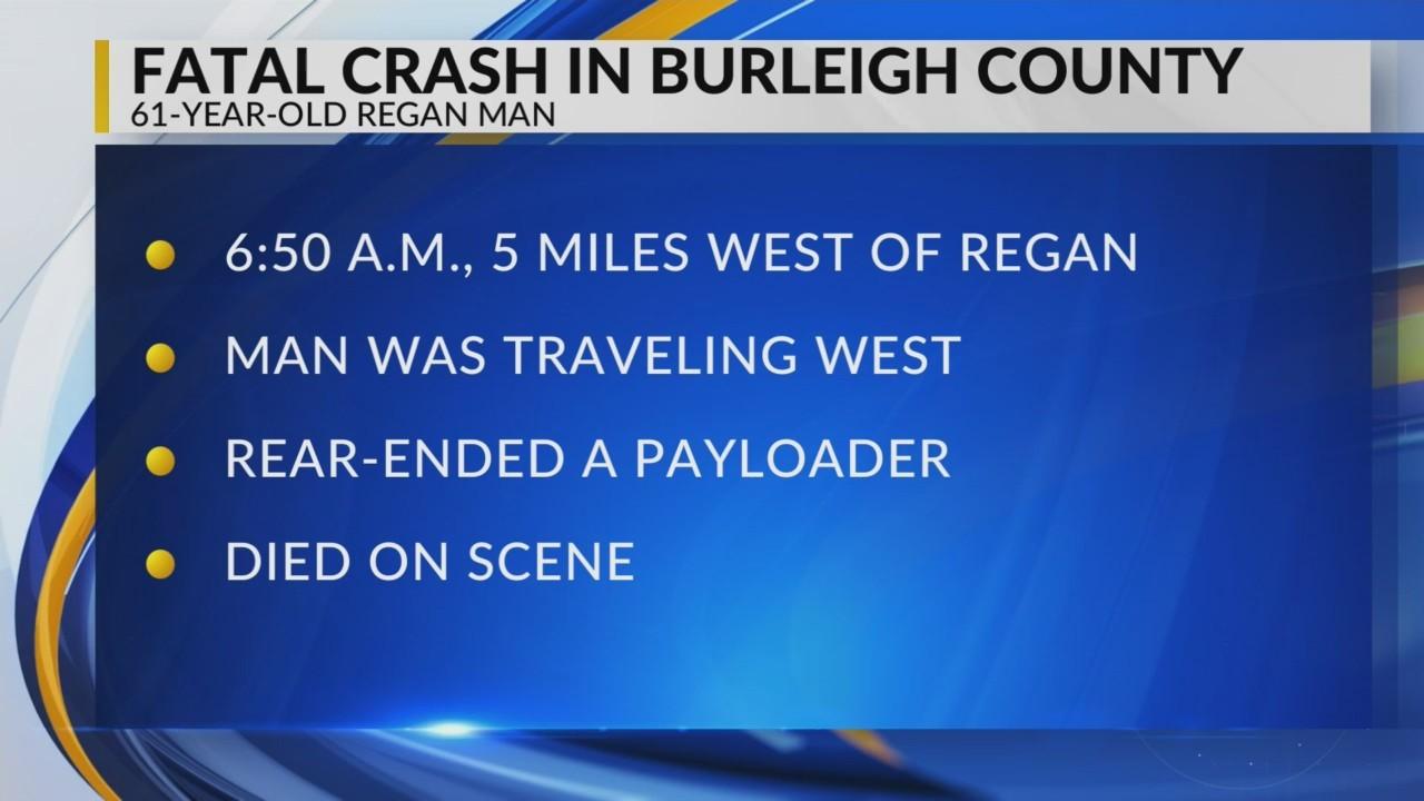 Burleigh County Fatal Crash