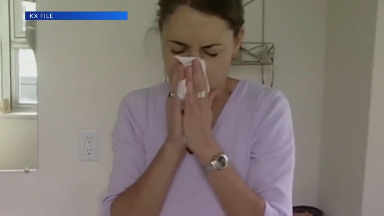 How Flu Germs Spread