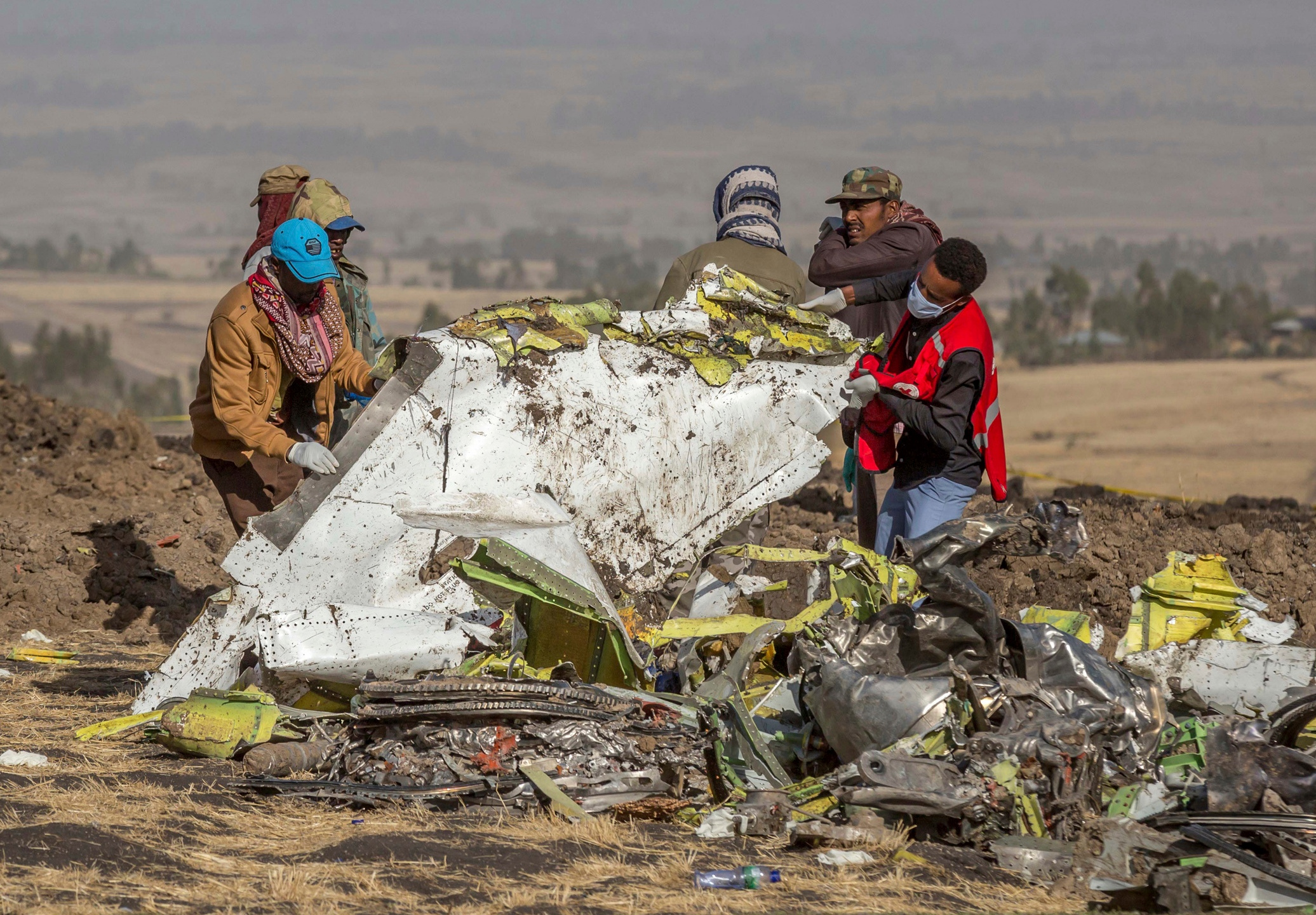 APTOPIX Ethiopia Plane Crash_1552330539672