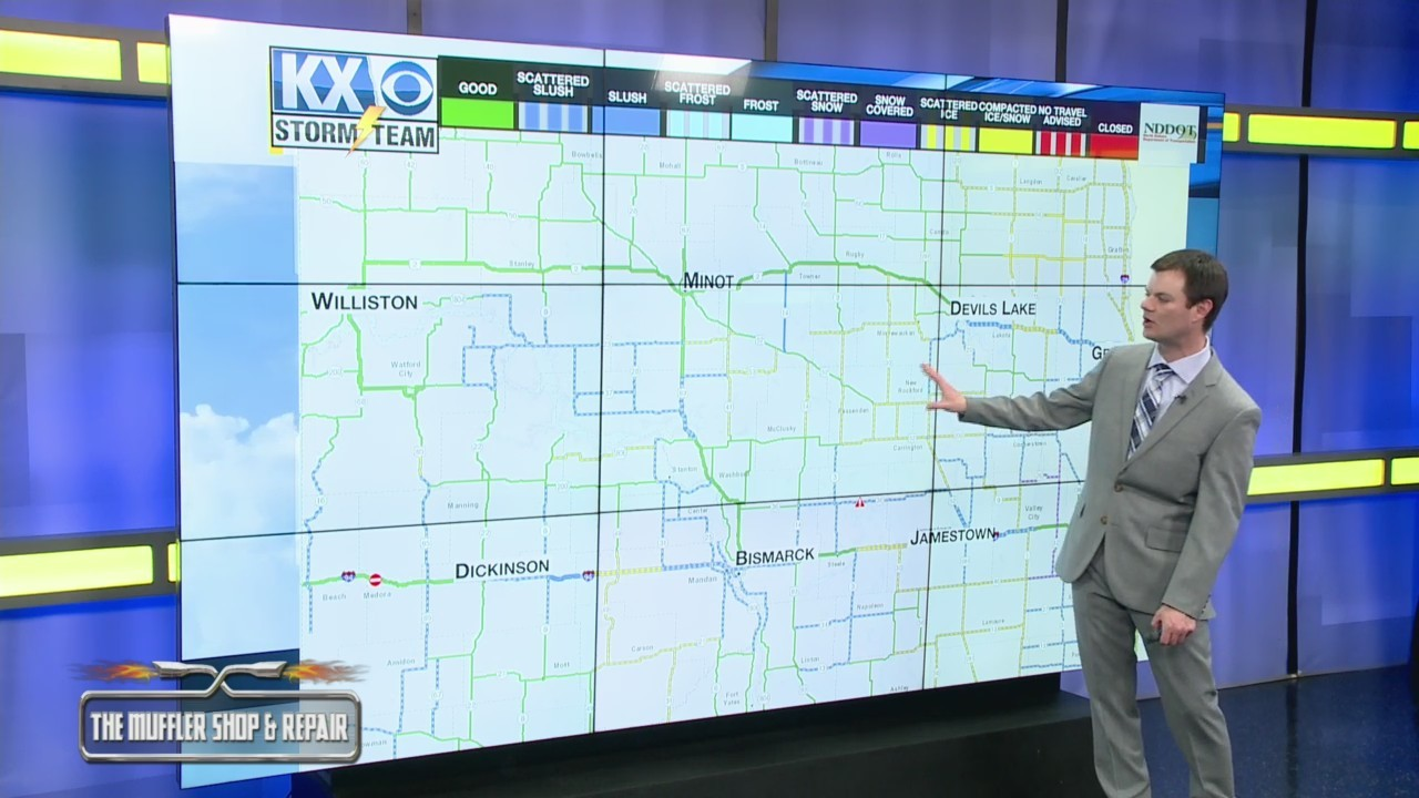 Robert's One Minute Forecast 3-10-19