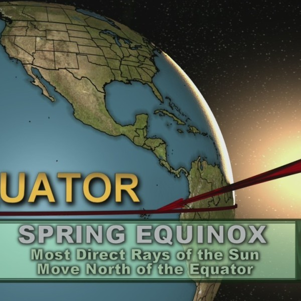 Weather Whys: The Spring Equinox