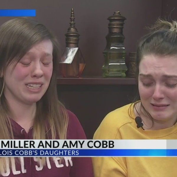 Cobb Daughters share grief, seek justice