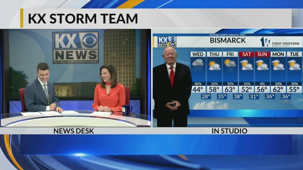 KX Storm Team Full Evening Forecast w/Tom Schrader 4/30
