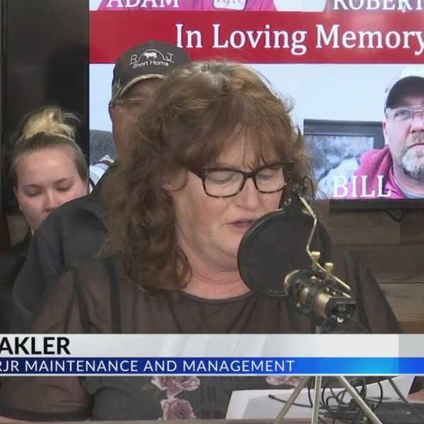 RJR Family speak about tragedy