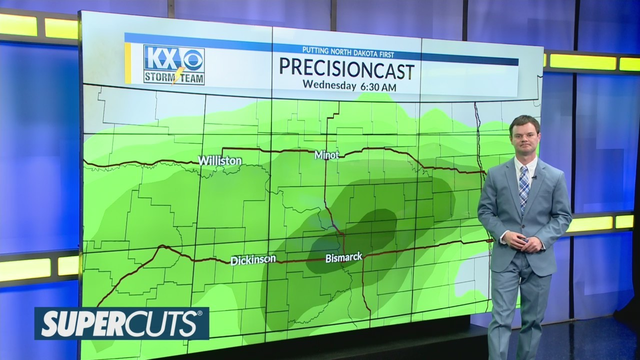 Robert's One Minute Forecast 4-14-19