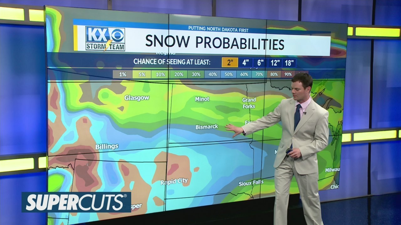 Robert's One Minute Forecast 4-7-19