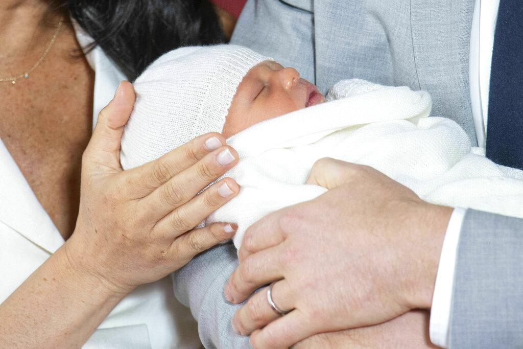Britain Royal Baby_1557331452607