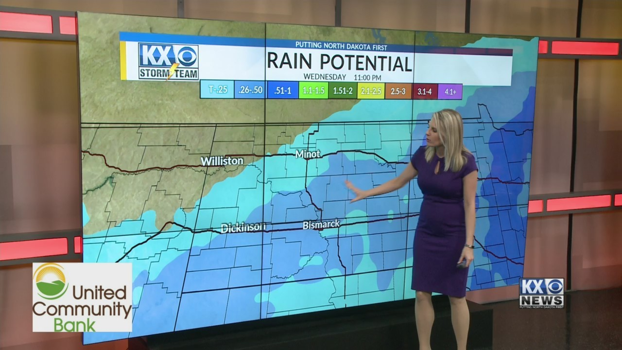 Amber's One Minute Forecast 5/22