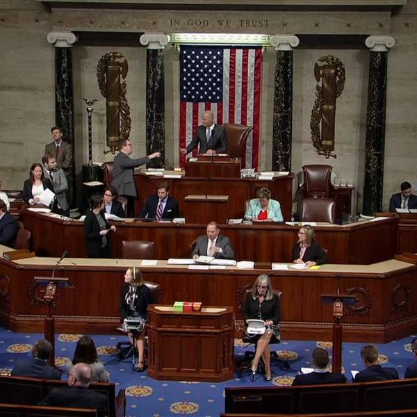 House Votes to Approve Equality Act