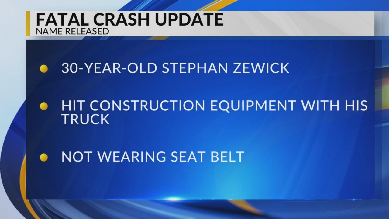 Fatal Crash Update