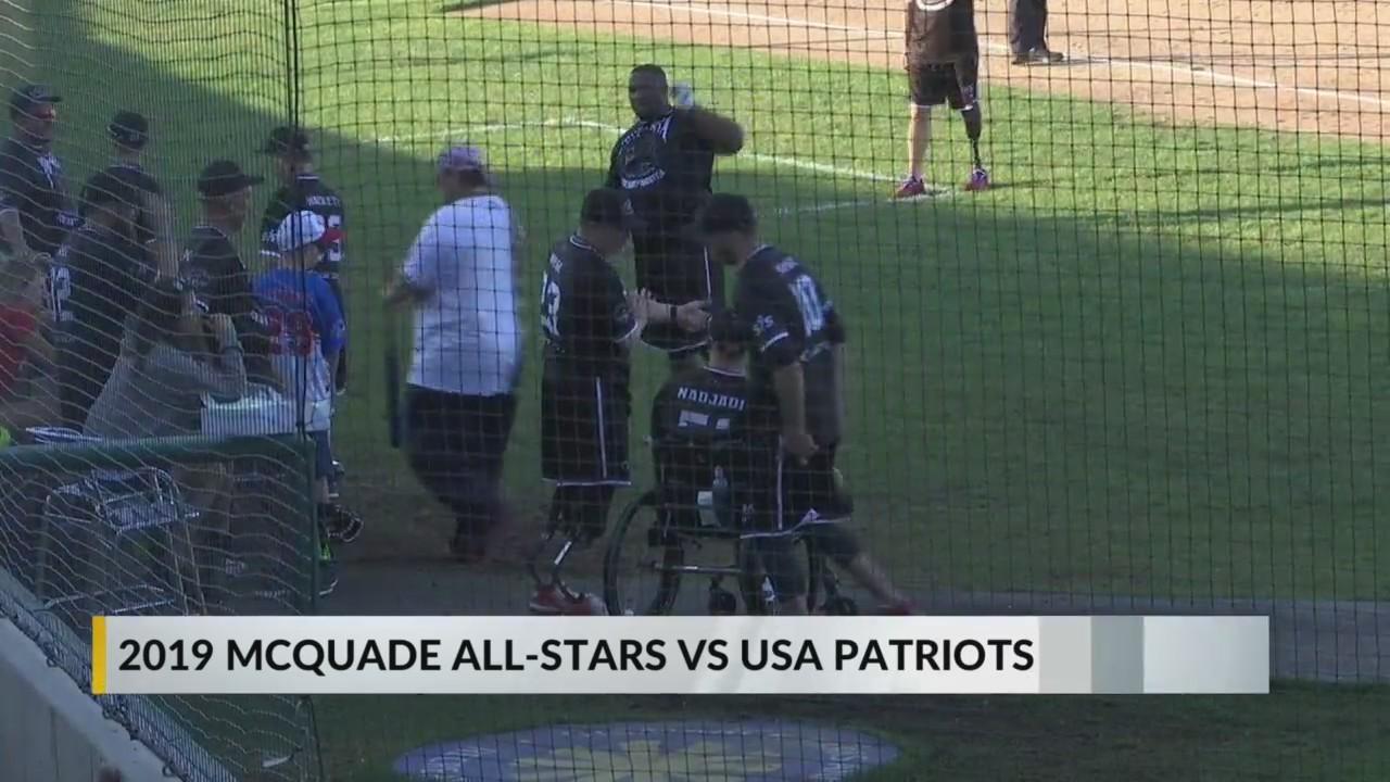 USA Patriots kickoff 2019 McQuade Softball Tournament | KX NEWS