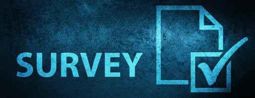 Survey special blue banner background_1559757312315