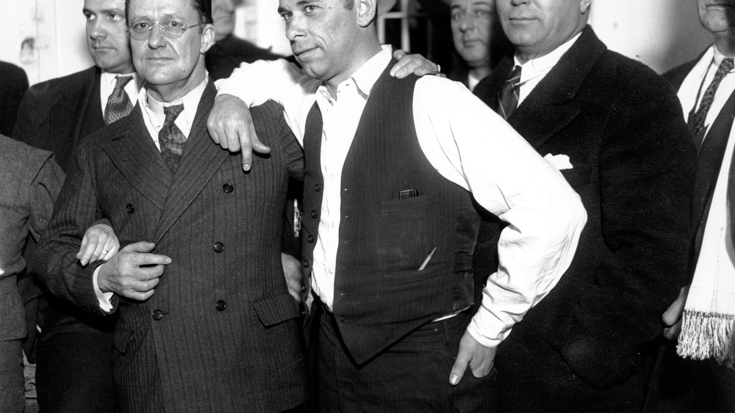 They Re Digging Up John Dillinger S Body Why No One Is