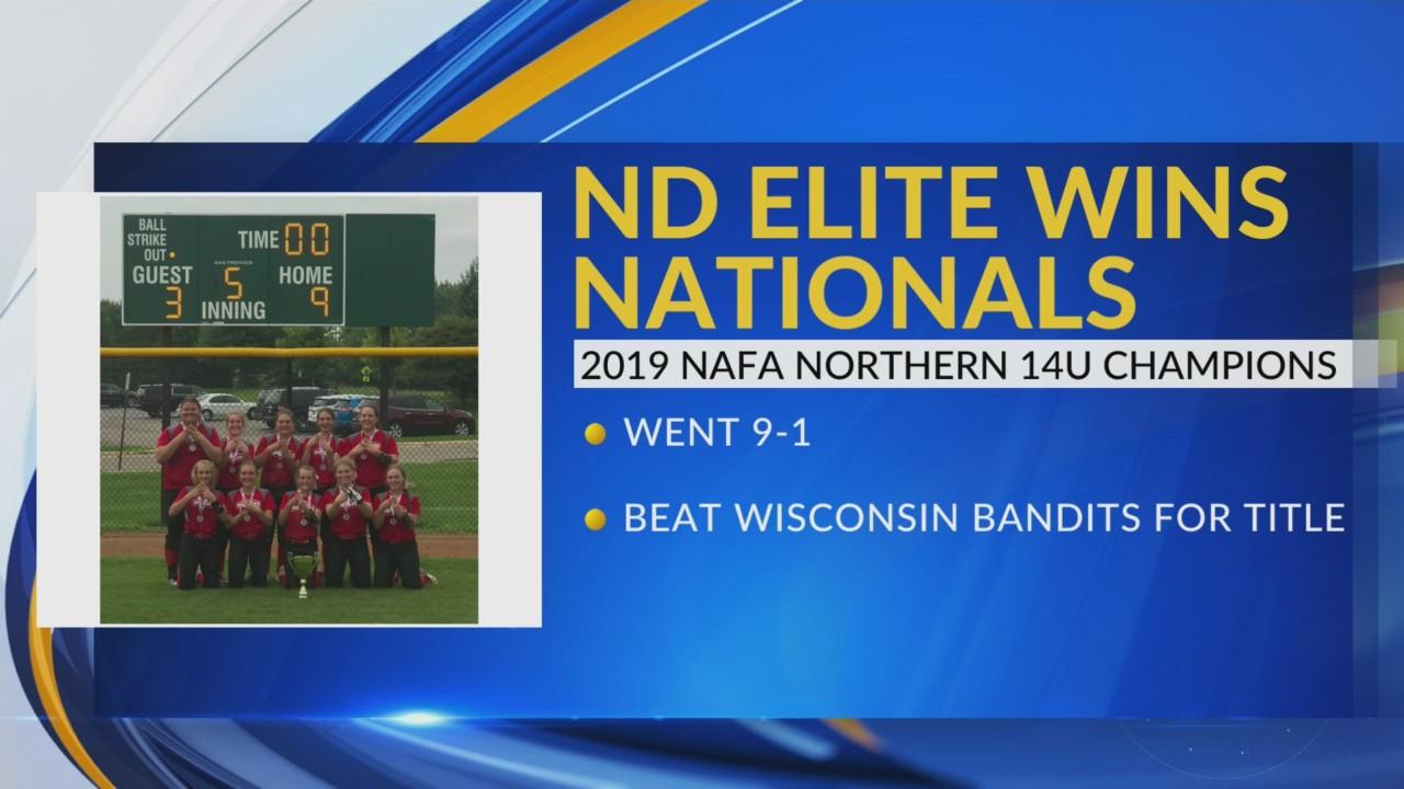 ND Elite wins Nationals   KX NEWS