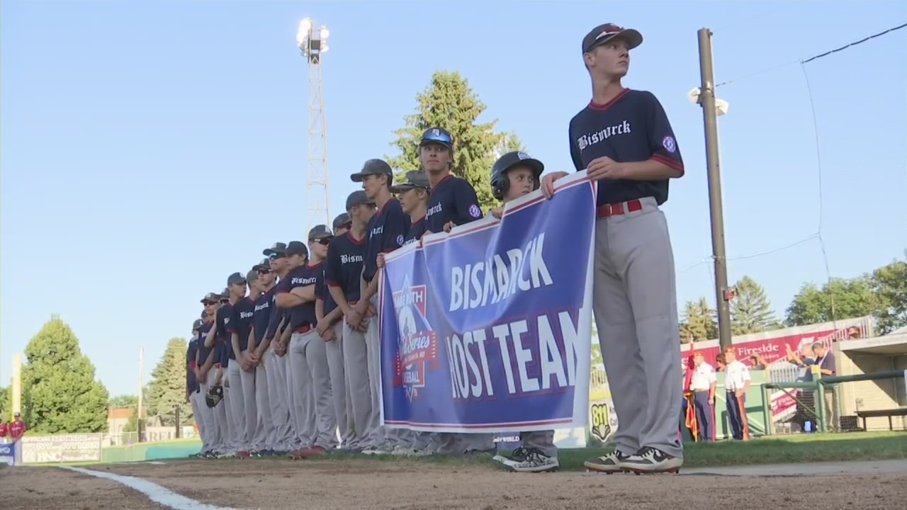 Bismarck should be proud after Babe Ruth World Series opening