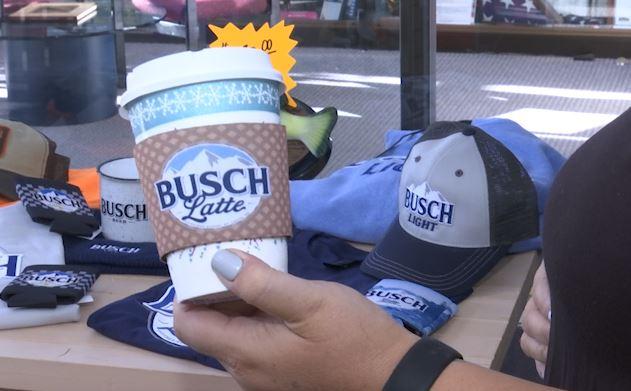 Busch Latte: Get it in North Dakota before it runs out | KX NEWS