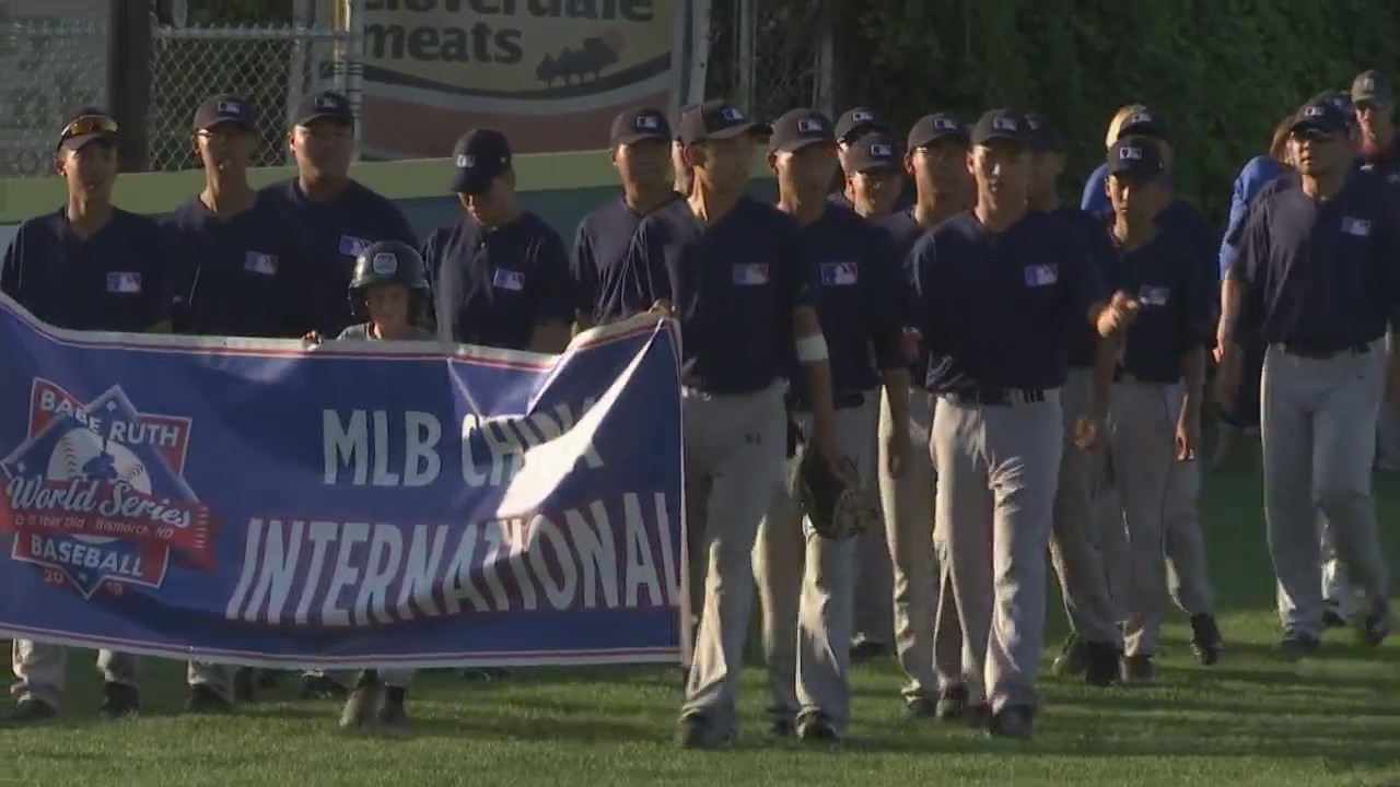 Bismarck makes Team China feel at home at Babe Ruth World Series