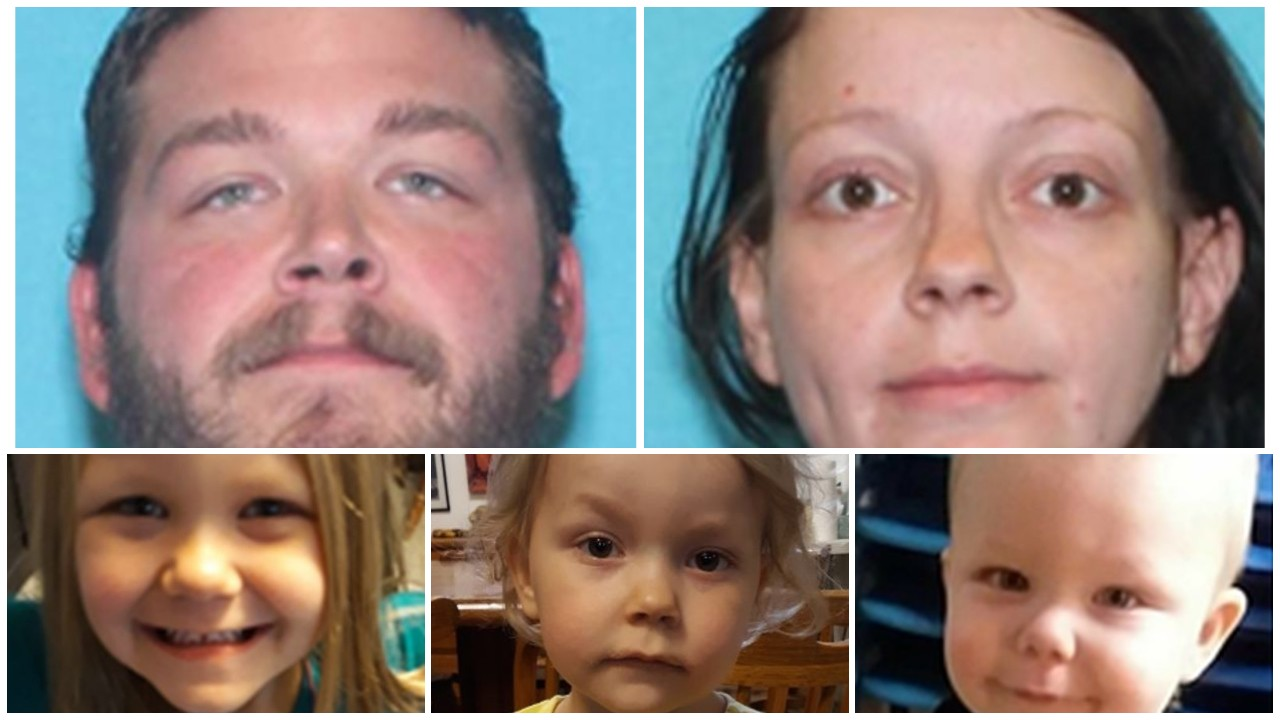 Update Amber Alert Canceled After 3 Children Found Kx News