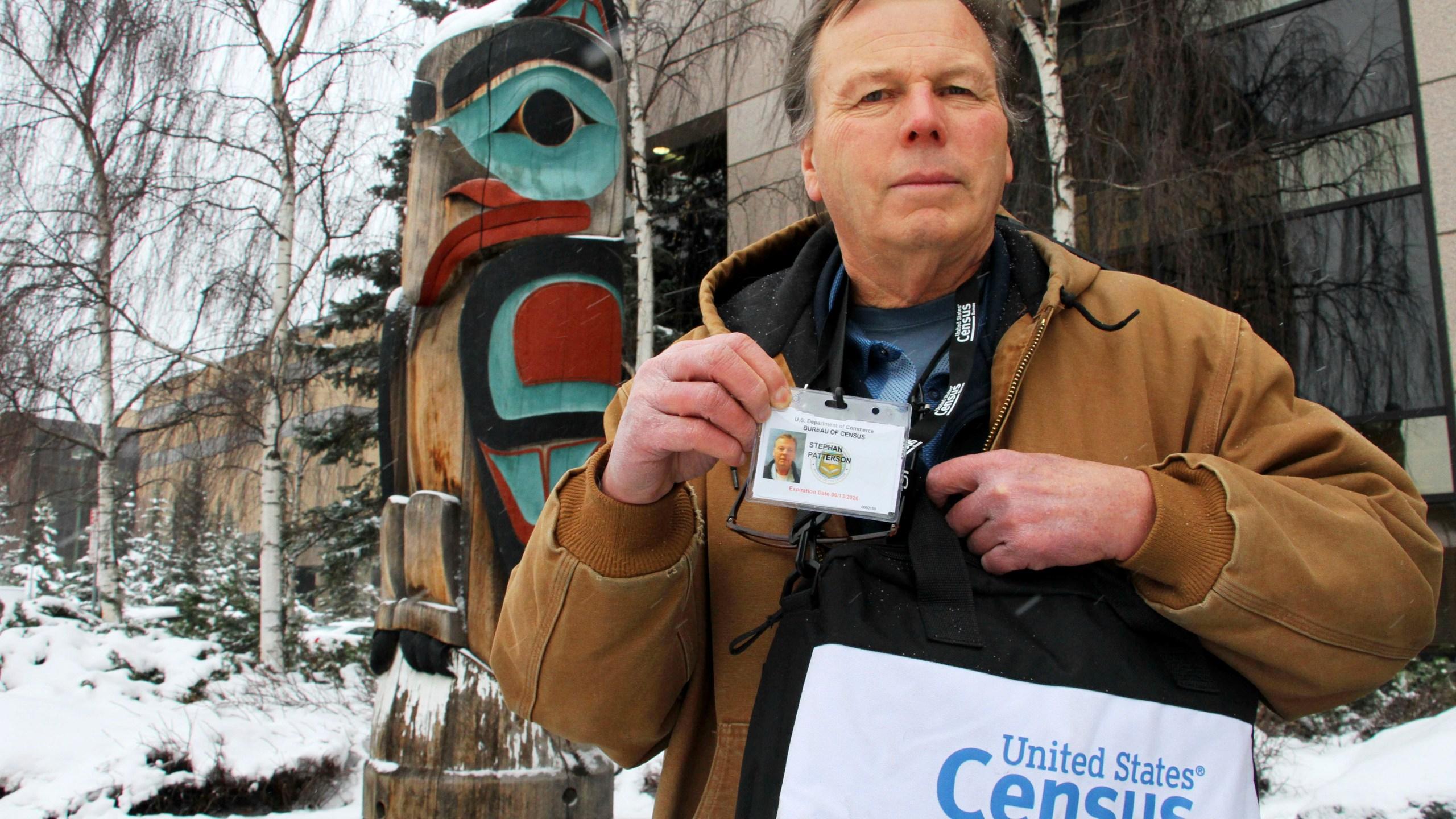 Census Alaska Problems