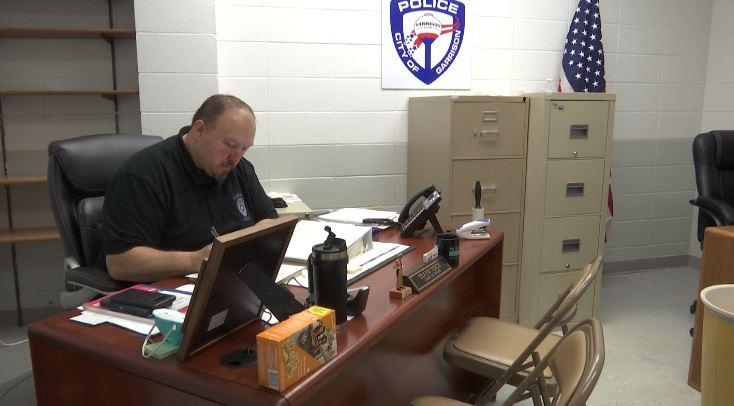 Garrison Police Department Growing In Numbers Kx News