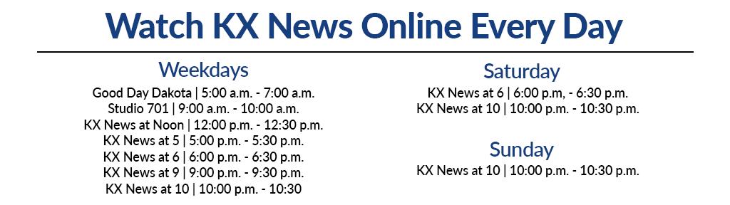KX News Live Stream