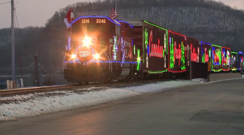 CP Holiday Train canceled for 2020, virtual concert to be held