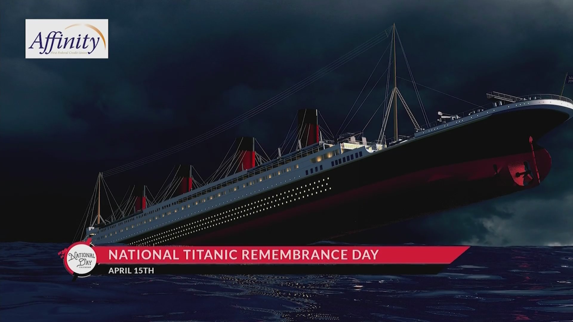 National Titanic Rememberance Day