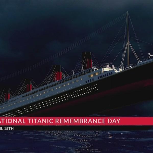 National Titanic Rememberance Day