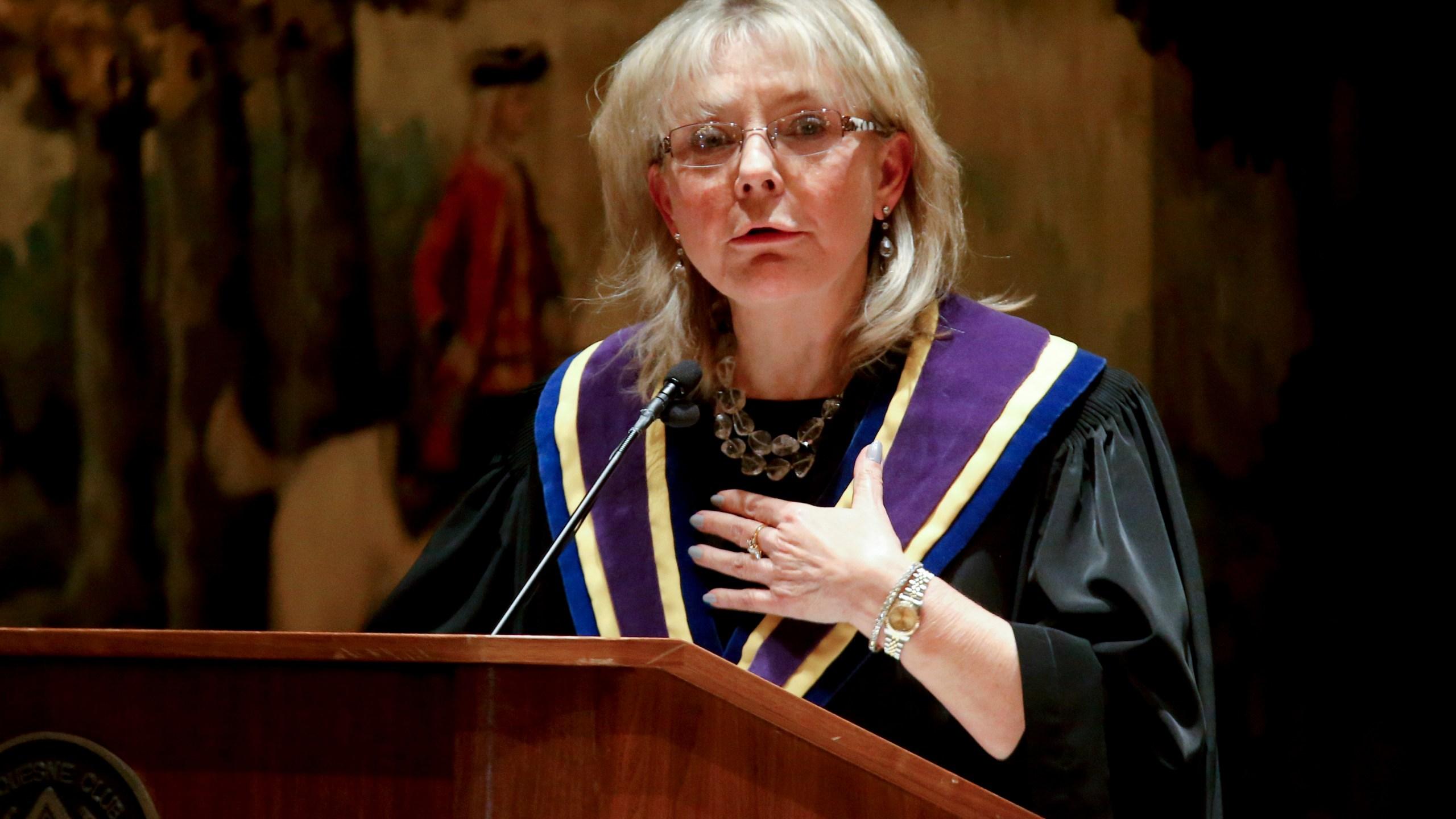 Christine L. Donohue